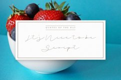 Swootys Script Font Product Image 3