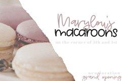 Sugar Cupcake - Handwritten Script & Print Font Duo Product Image 4
