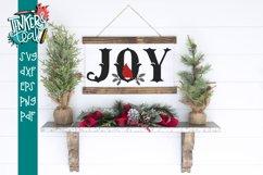 Joy Cardinal SVG Product Image 1