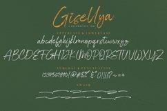 Gisellya Handwritten Font Product Image 6