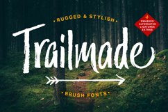 Trailmade Font Family Product Image 1