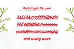 Sendang Mulyo - Brush Display Font Product Image 2