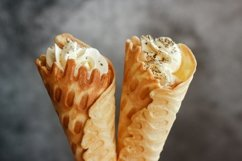Russian waffles with cream cheese Product Image 3