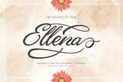 Ellena | Handwritten Calligraphy Typeface Product Image 1