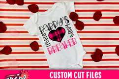 Daddys Little HeartBreaker SVG Product Image 3
