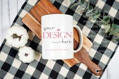 Farmhouse Kitchen Flatlays Craft Mockups JPEG Photo Bundle Product Image 5