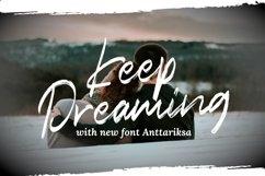 Anttariksa - Brush Script Font Product Image 4