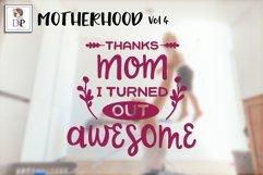 Motherhood v4 Bundle Photo Overlays Social Media Canva Photo Product Image 5