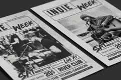 Indie Week Flyer Product Image 3