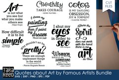 Quotes about Art by Artists Bundle Product Image 1