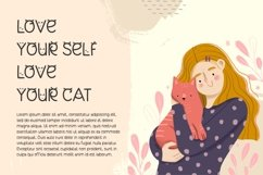 My Lovely Kitten - Cat Display Font Product Image 4