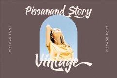 Pissanand Handwriten Vintage Product Image 2