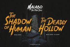 Malabo - Creepy Font Product Image 3