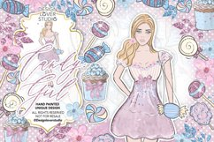 Candy Girl design Product Image 1
