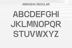 Abrasha Sans Serif Font Family Product Image 2