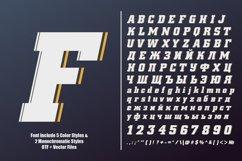 OTF color font - Fargo Product Image 5