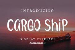 Cargo Ship Product Image 1