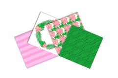 Summer paradise digital paper Product Image 4