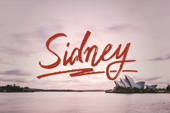 Sidney - clean & rough Product Image 6