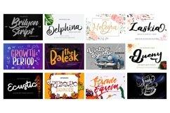 Mega Exclusive Font Bundle - 350 Font Product Image 10