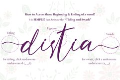 Belastine // Wedding Script Font Product Image 6