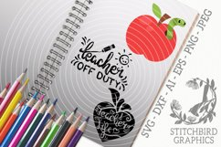 Teachers Life Bundle SVG, Silhouette Studio, Cricut, Eps Product Image 1