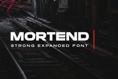 Mortend - Extended Family Product Image 1