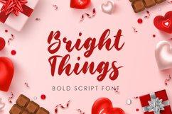 Bright Things Product Image 1