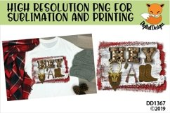 Boho Western Country Hey Y'all Sublimation Product Image 1
