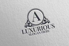 Luxurious Royal Logo 39 Product Image 2
