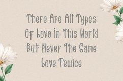 Web Font Marie Love Font Product Image 5