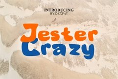 Jester Crazy Product Image 1