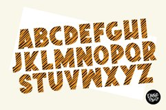 TIGER STORY Color Font Duo Product Image 5