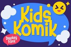 Kids Komik Product Image 1