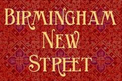 Birmingham New Street Family Product Image 1