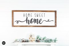 FRESH LINENS a Bold Distressed Farmhouse Font Product Image 2