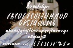 Brookelyn - Script Font Product Image 8