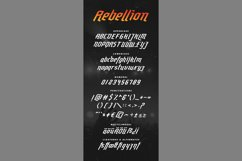Rebellion - Modern Blackletter Product Image 6