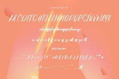 Web Font Gossiped - Signature Font Product Image 3