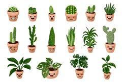 Kawaii Faces Cute Set Product Image 5