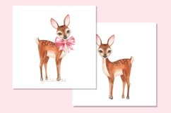 Spring set with fawns and patterns Product Image 4