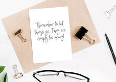Messy Bun Handwriting - Bold Thin Product Image 8