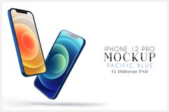 iPhone 12 Pro Mockups Product Image 1