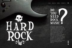 Mountir - Rock Display Font Product Image 4