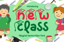 New Class Product Image 1
