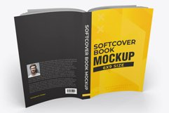 Softcover Book Mockups Product Image 2