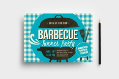 Retro BBQ Flyer Template Product Image 1