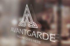 Avant Garde - Letter A Logo Product Image 6