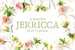 Jerricca Serif Typeface Product Image 1