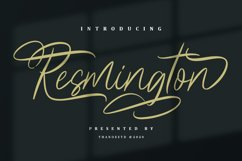Resmington Product Image 1